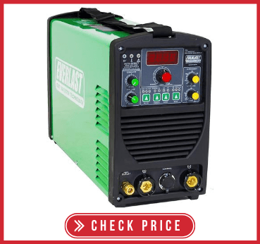 2019 Everlast PowerTIG 185 DV ACDC Stick Welder 110220 Volt Inverter-based Dual Voltage 185AMP