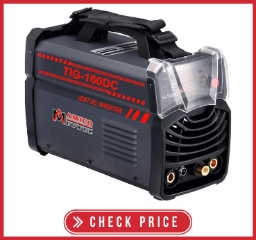Amico TIG-160DC, 160 Amp TIG-Torch ARC Stick DC Welder 110230V Dual Voltage Welding Machine New